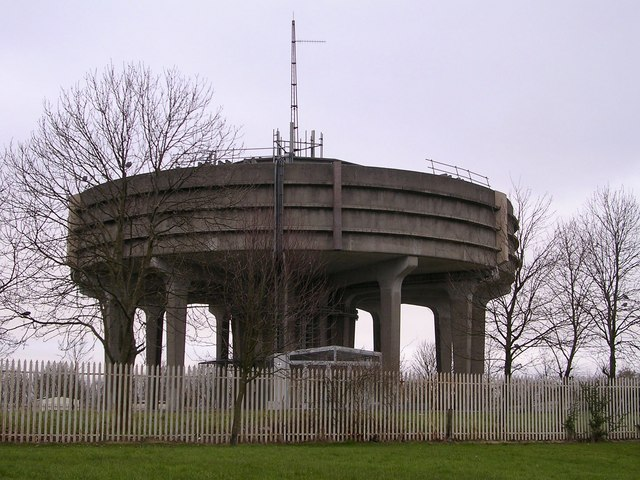 Water Tower, Auchinairn