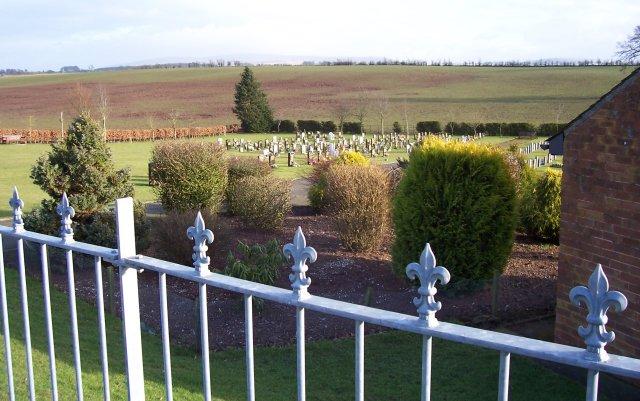 New Cemetery.