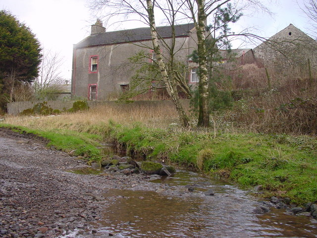 Derelict Farm and Ford, Middleton Place