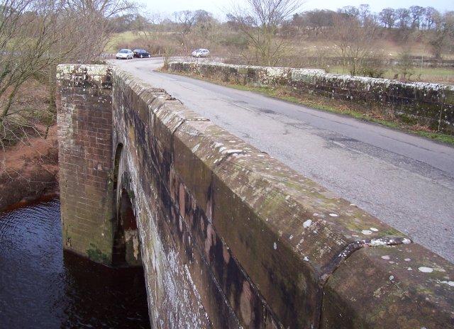 Ruleholme Bridge.