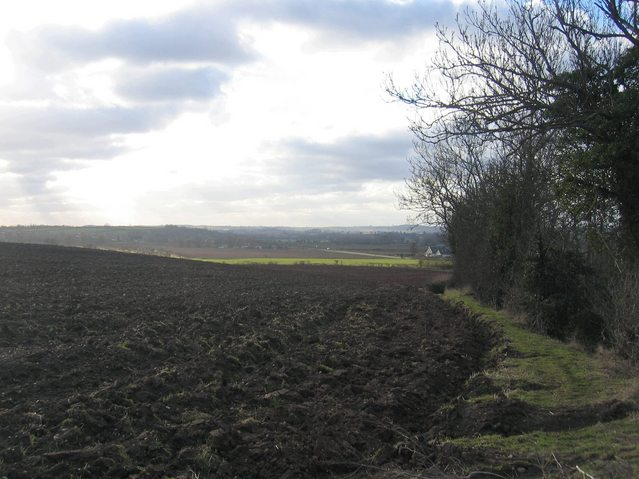 View from Staple Hill