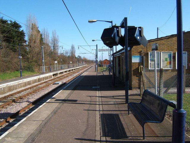 North Fambridge Station