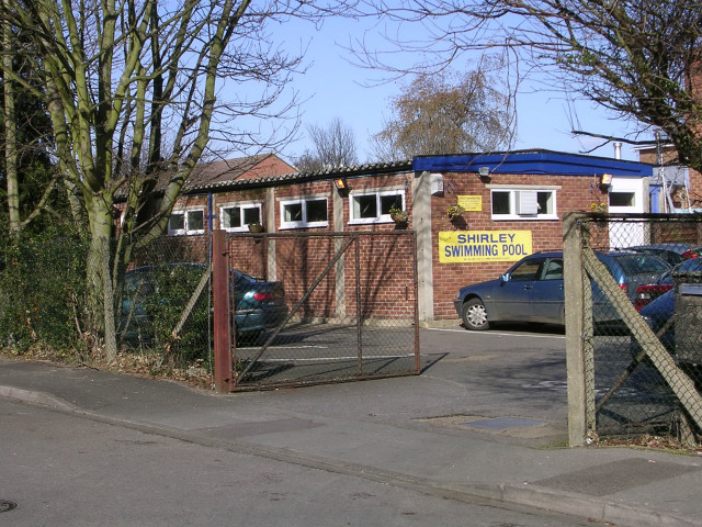 Shirley Swimming Pool, Kentish Road