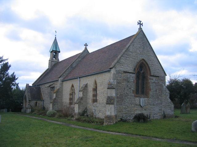 Exhall Church