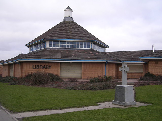 Chapelhall Library and War Memorial