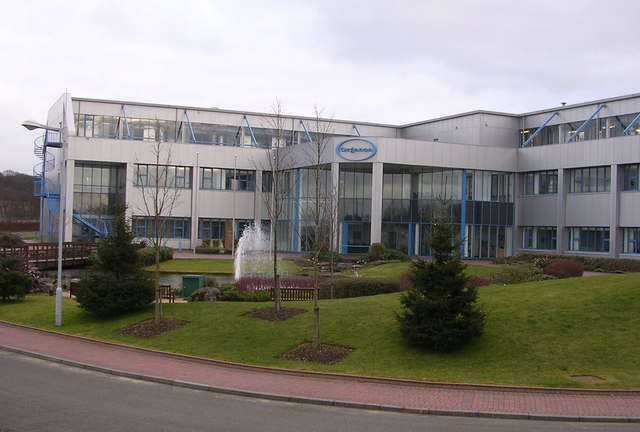 Organon Offices and Landscaped Gardens