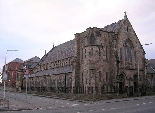 Holy Family Catholic Church, Mossend
