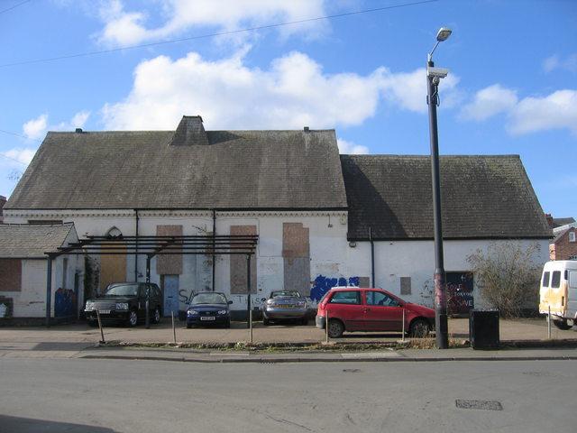Old school, Court Street