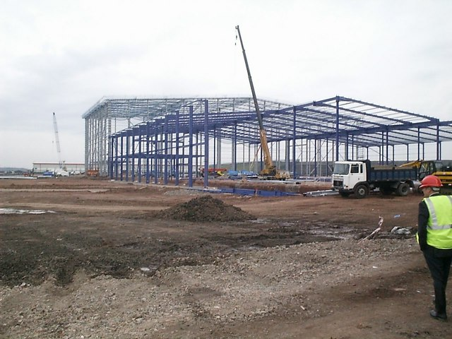 Warehousing Construction