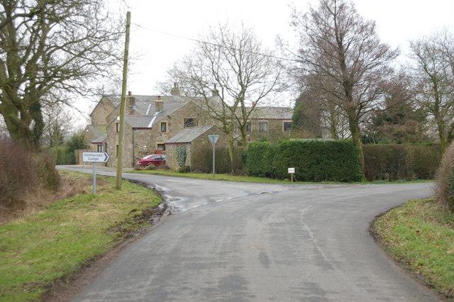 Hothersall Lane