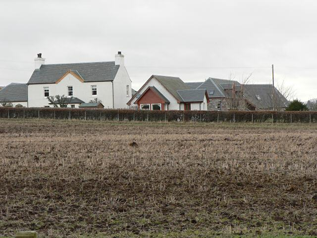 Houses at Lochie