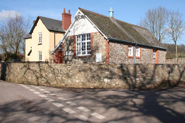 Clayhidon: parish hall