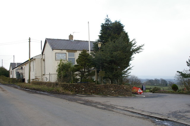 Longridge Golf  Course Clubhouse