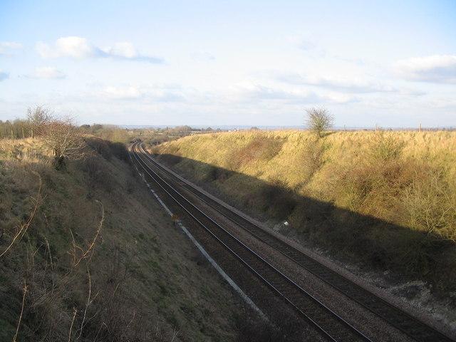 Upton Scudamore incline