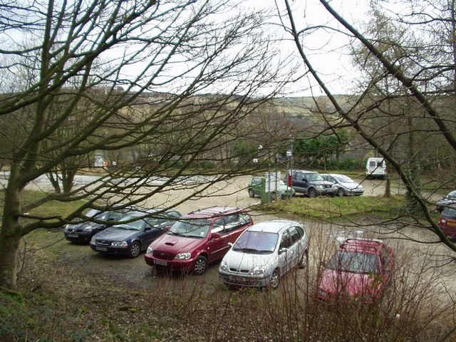Jaggers Quarry Car Park, Haworth