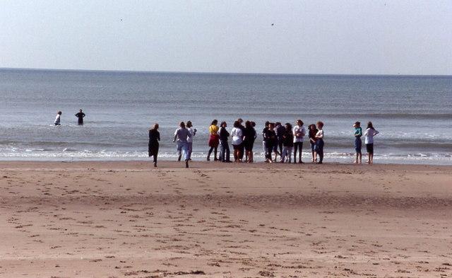 Harlech Beach
