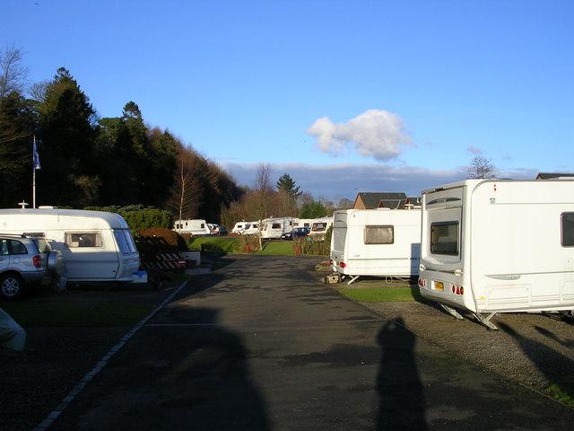 Lidalia Caravan Site - Newcastleton