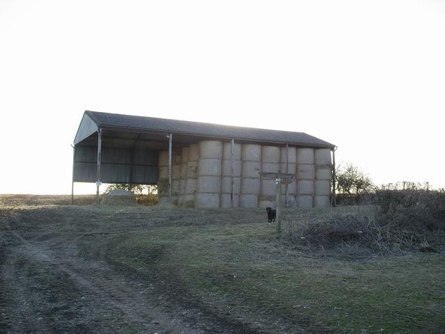 Barn on Gander Down