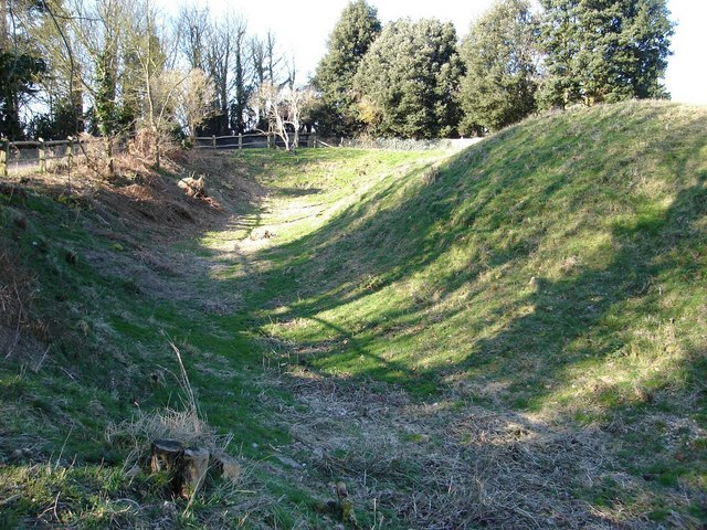 Church Norton Mound