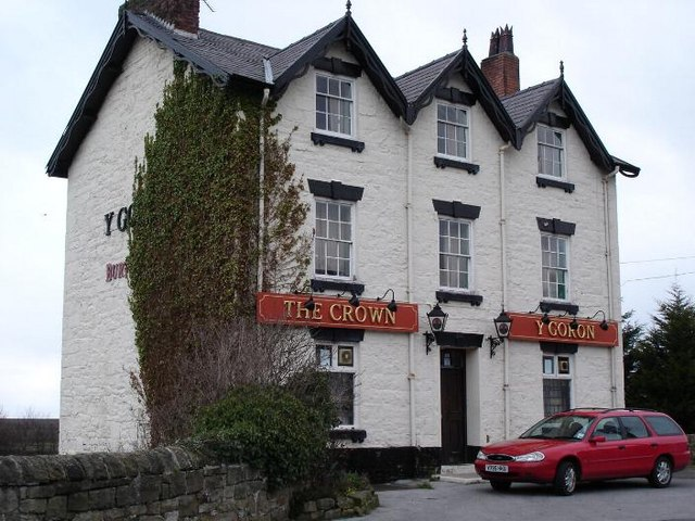 The Crown at Ffynnongroyw