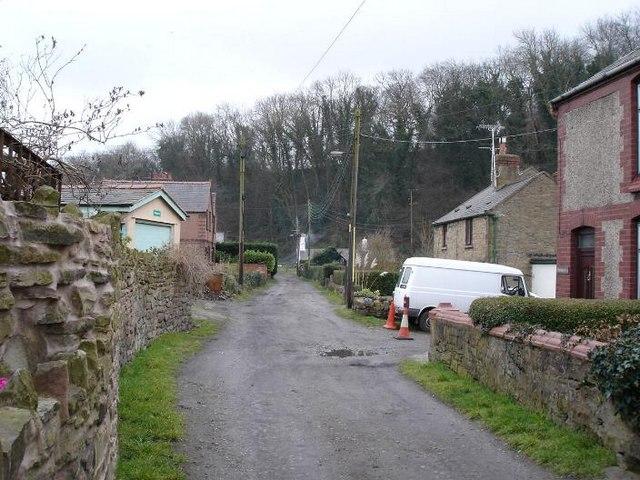 Well Lane - Ffynnongroyw
