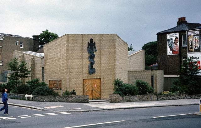Catholic Church, Sydenham Park