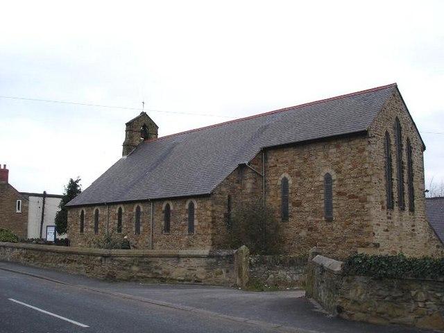 Parish Church Ffynnongroyw