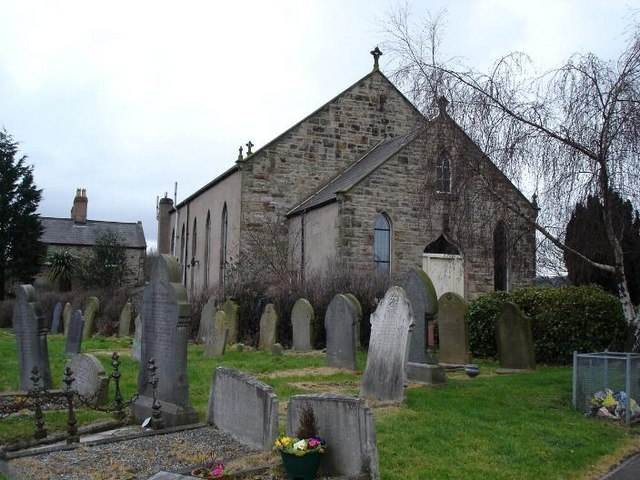 St Margarets Rhewl Mostyn