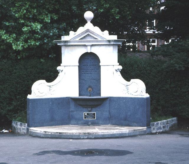 Memorial Drinking Fountain, Upper Sydenham