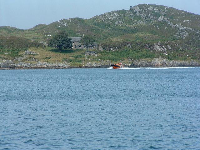 The Isle of Lunga