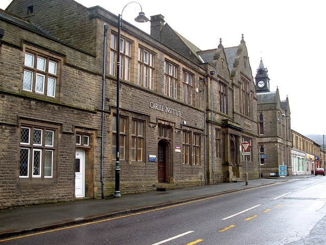 Carlile Institute, Meltham