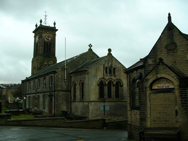 St Bartholomew's Church, Meltham