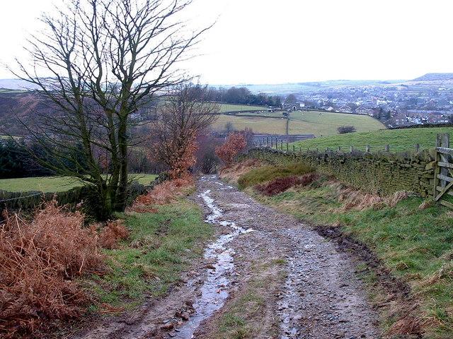 Harden Hill Road