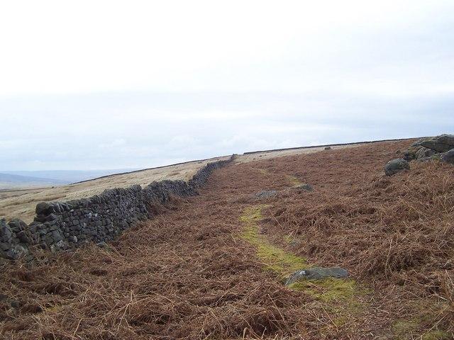Knots Flat, Hebden Moor