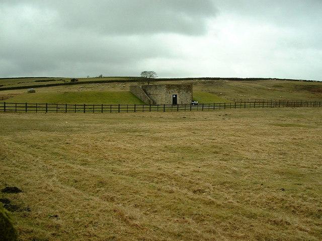 Holmfirth Snape Service Reservoir