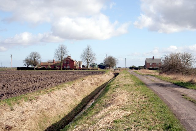 Spinney Farm, Morton Fen