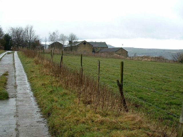 Farm Buildings, Manor House Wilshaw