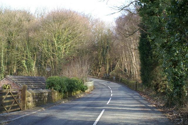 Bridge over the Tawd
