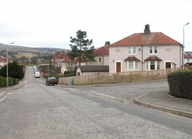 St Mirren's Rd, Kilsyth