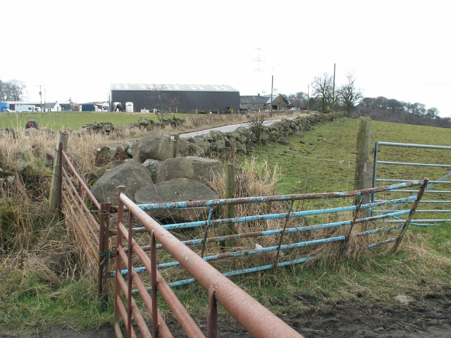 Wester Dullatur farm