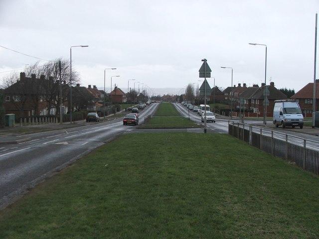 Belle Isle Road.