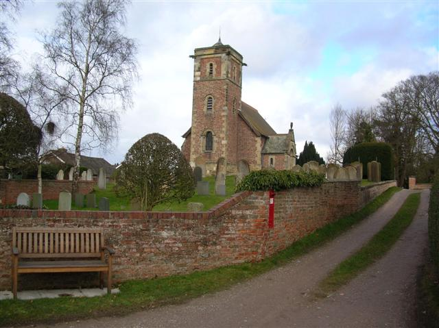 Holtby Church