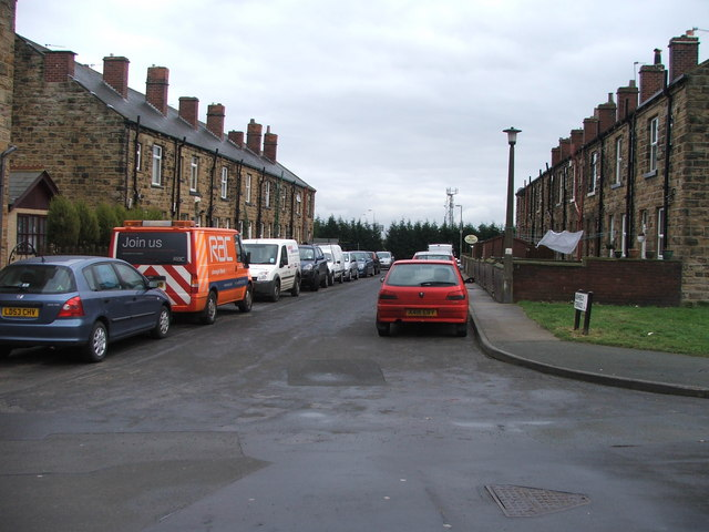 Ashfield Terrace, Thorpe on the Hill.