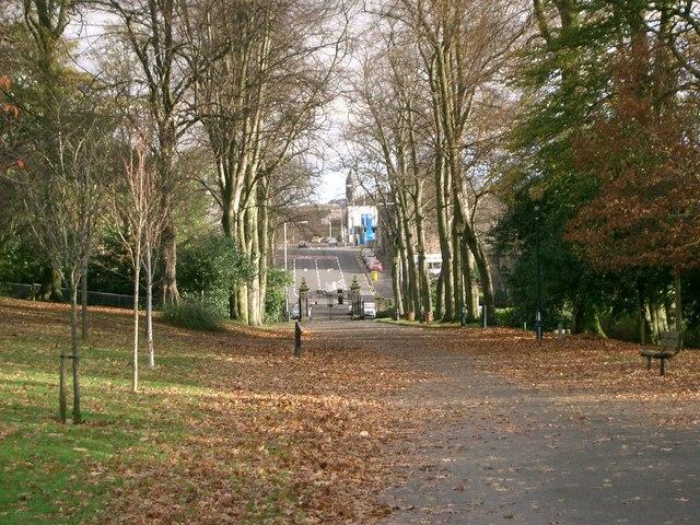 Pittencreiff Park