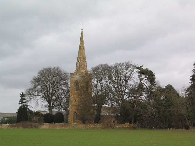 Church of St Peter and St Paul, Preston, Rutland