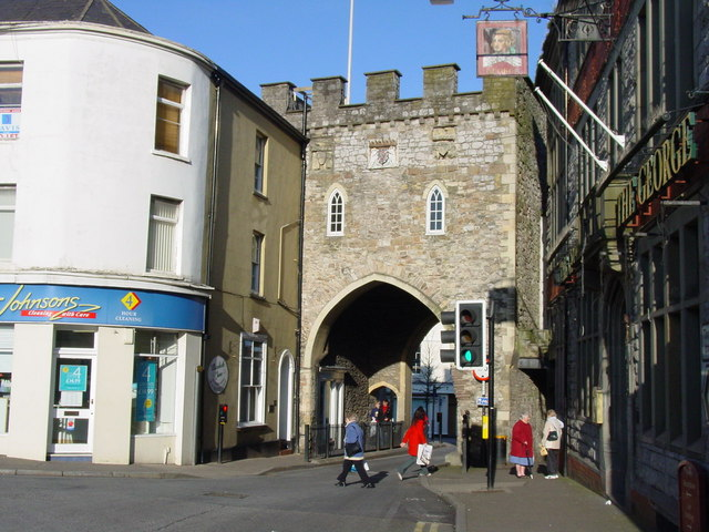 Town Gate, Chepstow