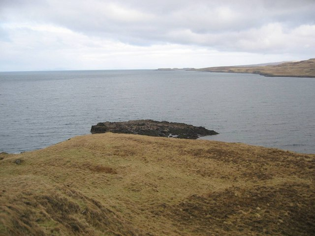 NW point of Fiadhairt