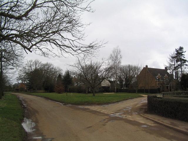 Entrance to Ridlington, Rutland