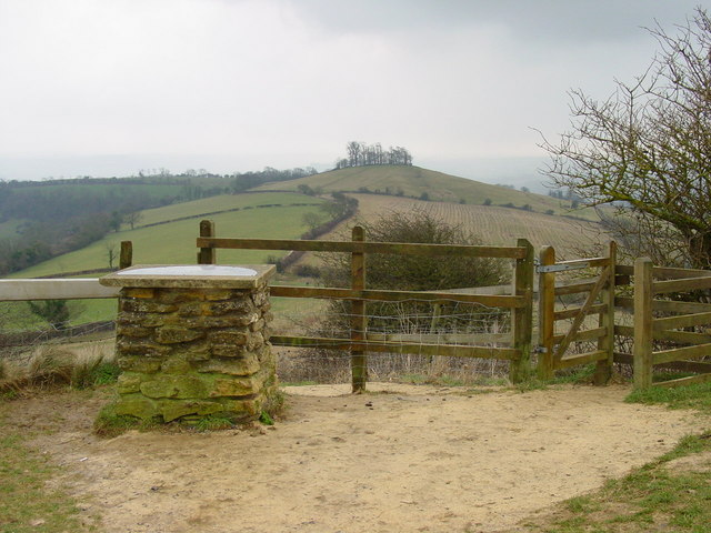 Prospect Stile on The Cotswold Way