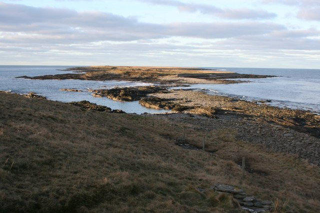 Holms of Ire, Sanday, Orkney
